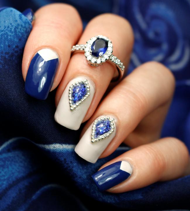 Ногти Малинового Цвета Дизайн Фото
