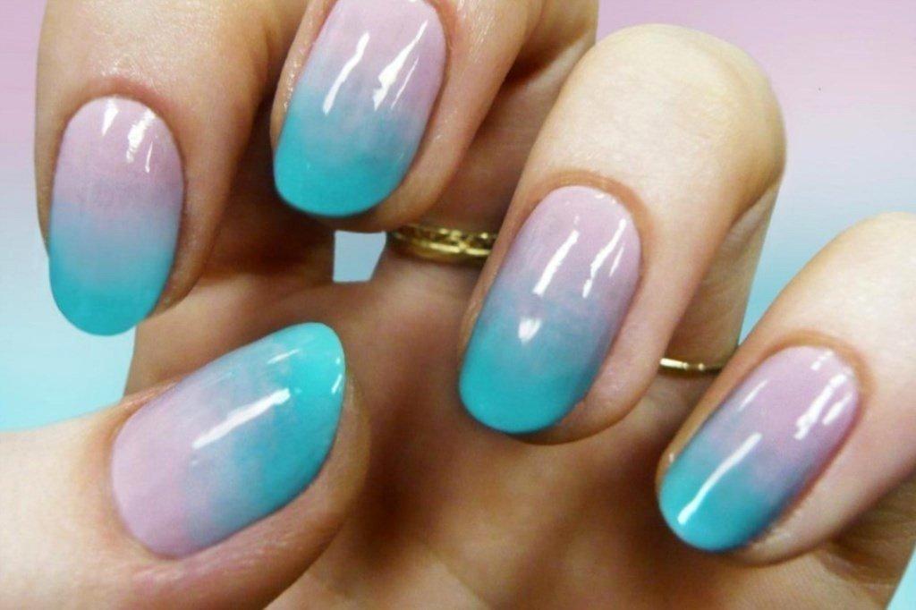 Дизайн для ногтей поэтапно с
