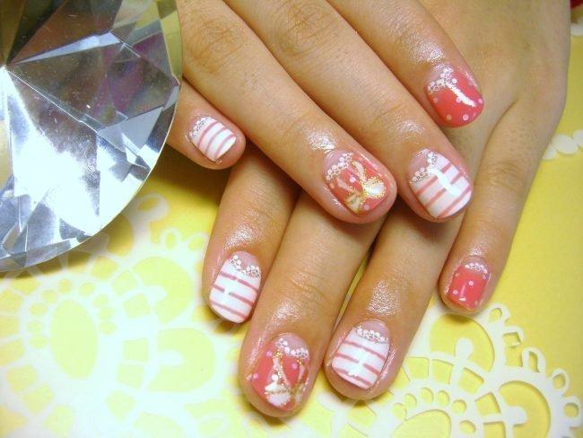 Фото ногтей полукруглые нарощенных