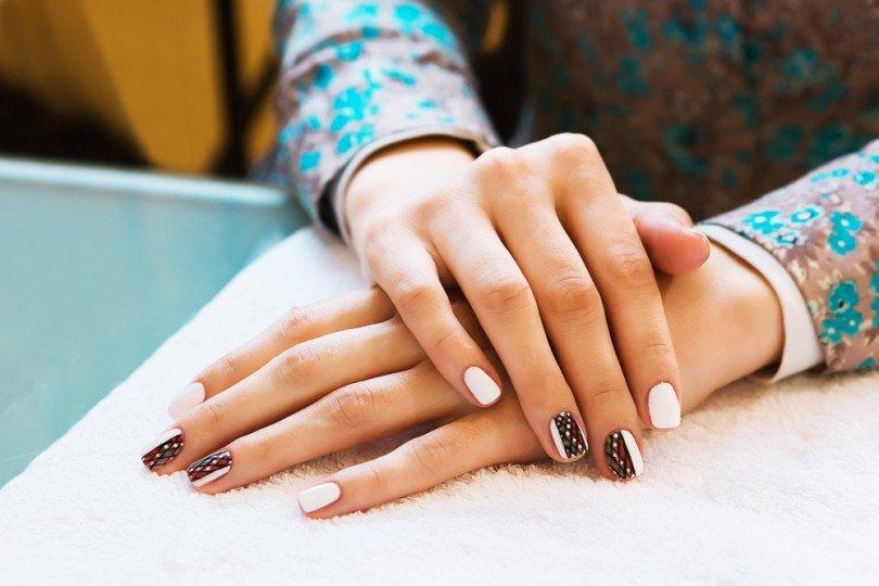 Дизайн ногтей современный фото