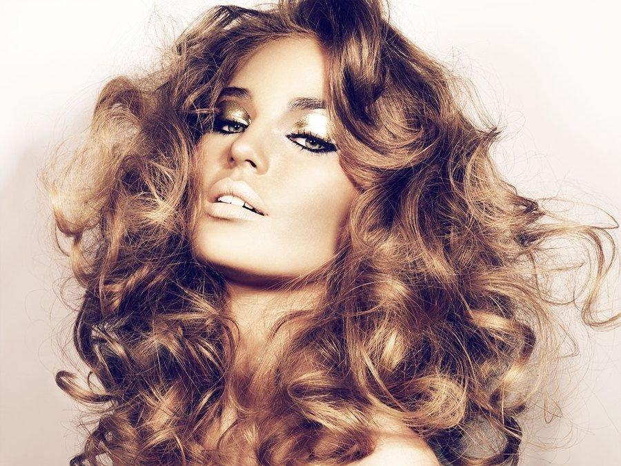 какуюлучше сделать завивку волос на длиные волосы