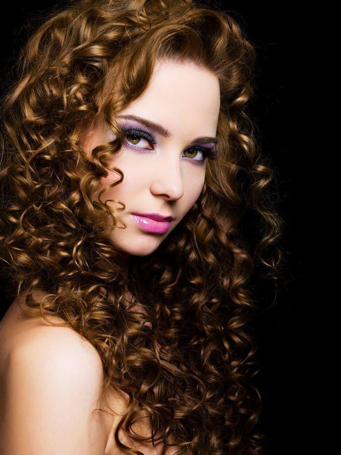 горячая завивка волос каждый день