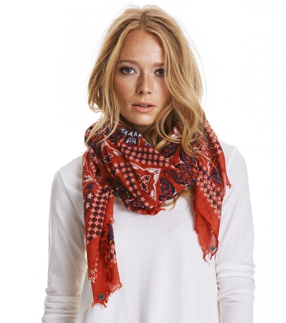 этот как модно завязать шарф фото валентинок