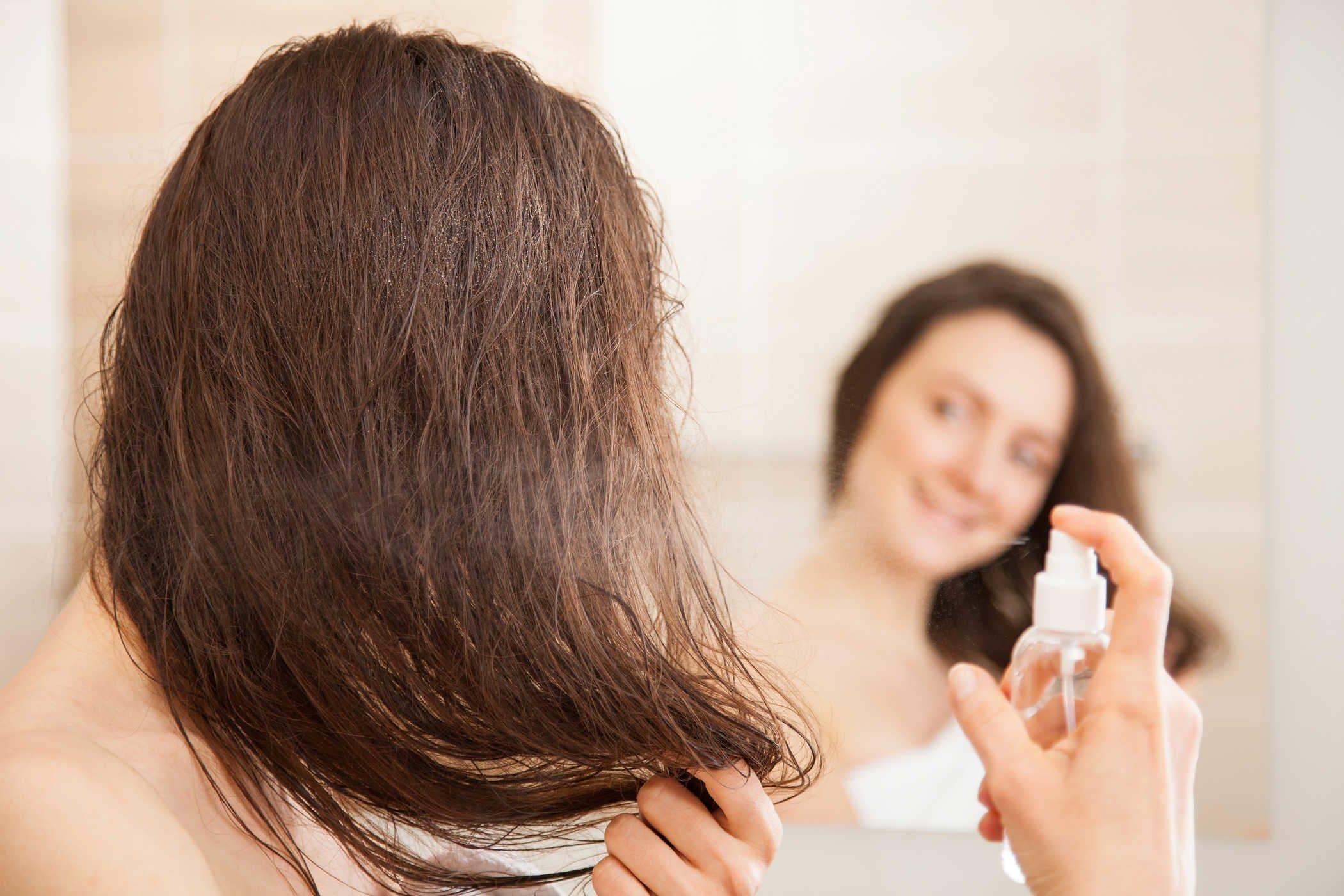 Как выпрямить волосы в домашних условиях без фена и плойки