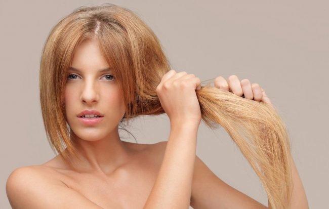 Масло для питания и укрепления волос крымская натуральная коллекция