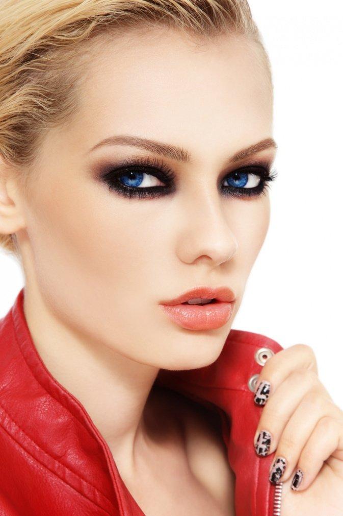 Правильный макияж глаз- как правильно сделать? Журнал