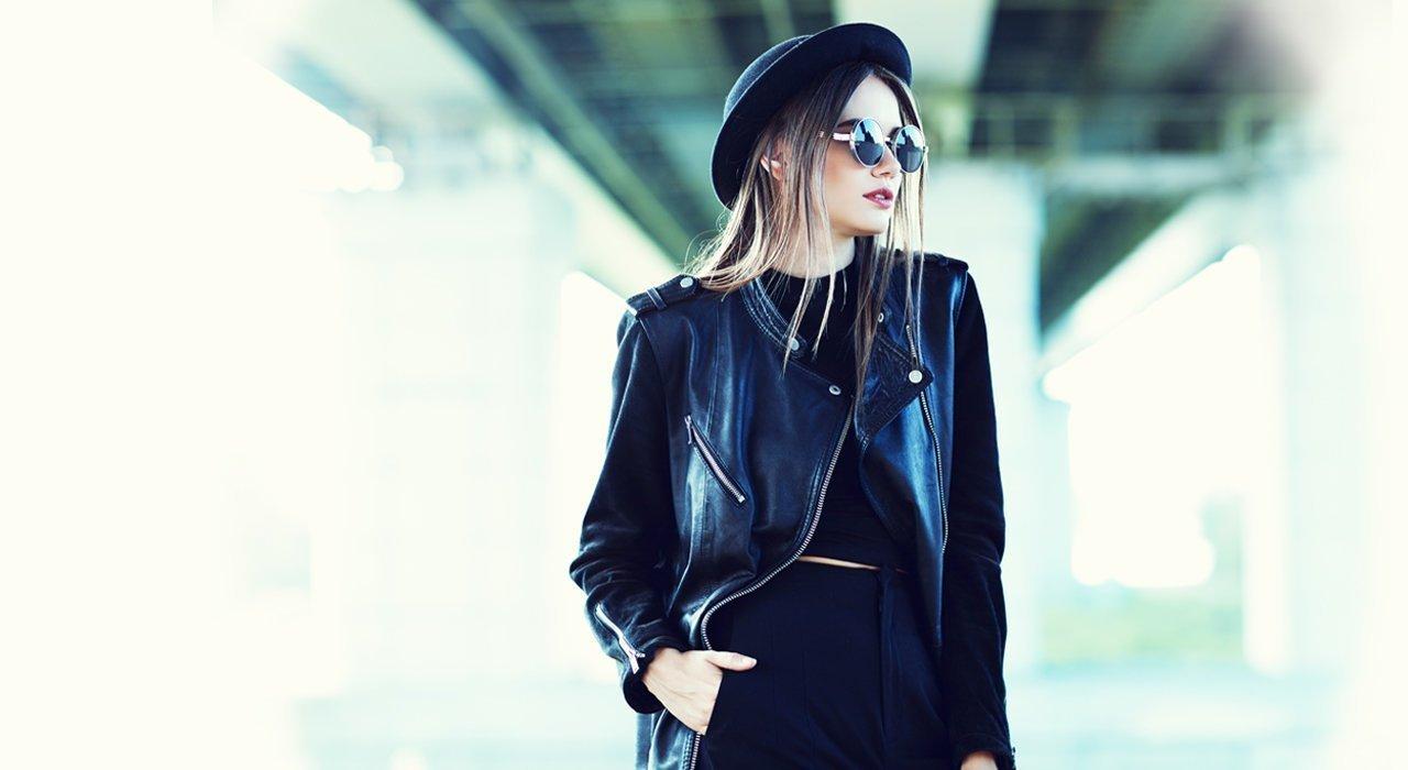 8b53b380ccd Кожаные куртки женские уже давно стали неотъемлемой деталью гардероба  современных модниц