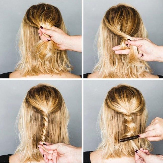 Pricheski-na-srednie-tonkie-volosy-foto_038-650x649 Прически на средние волосы: 100 фото самых стильных укладок