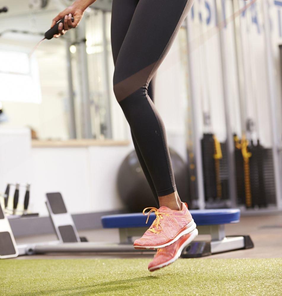 Скакалка для похудения ног