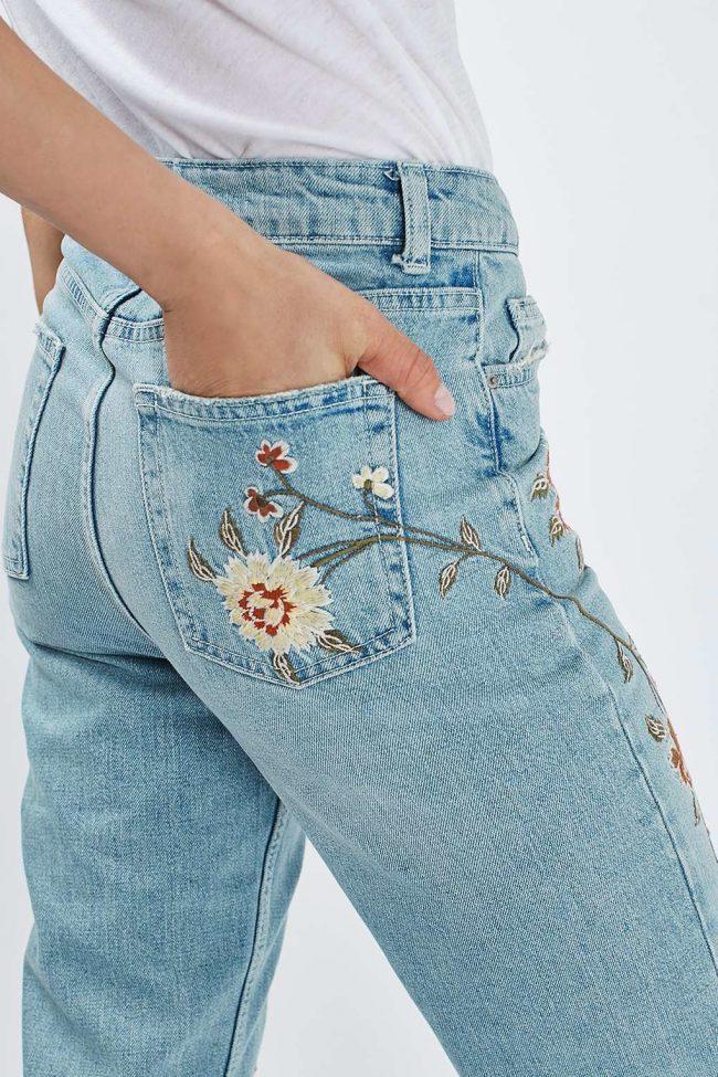 Женские джинсы 2018 года — Модные тенденции, фасоны и сочетания (50 фото)