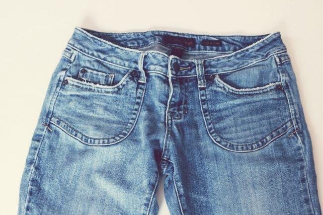 30eba63e8cdf 50 Идей, как из джинс сделать модные шорты — Пошаговые фото