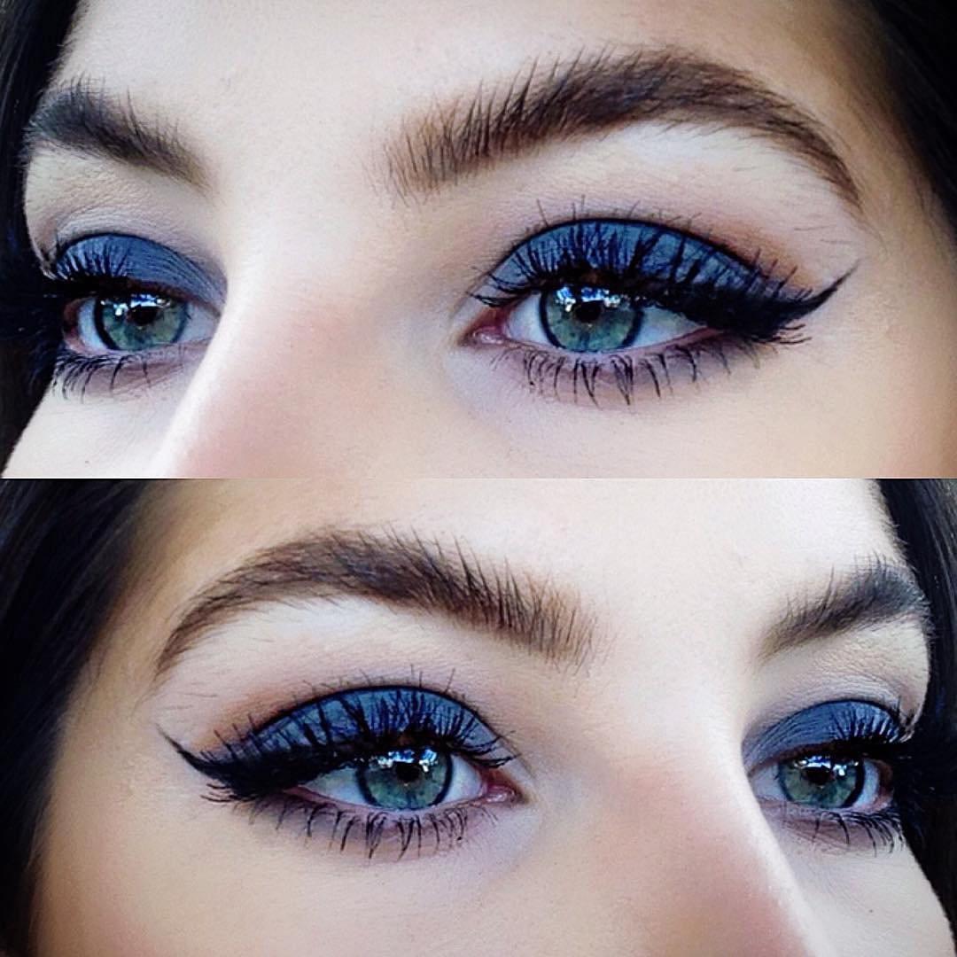 Как правильно делать макияж для зеленых глаз