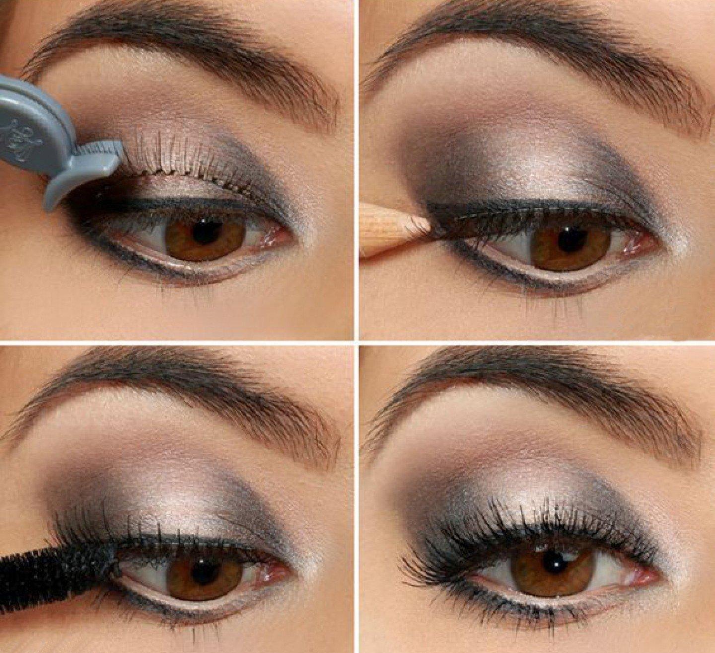 как правильно и красиво делать макияж фото это