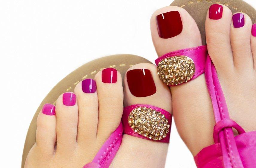 Горят ступни ног у женщин подошвы причины и лечение о
