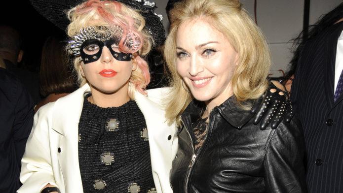 Мадонна и Леди Гага 2019