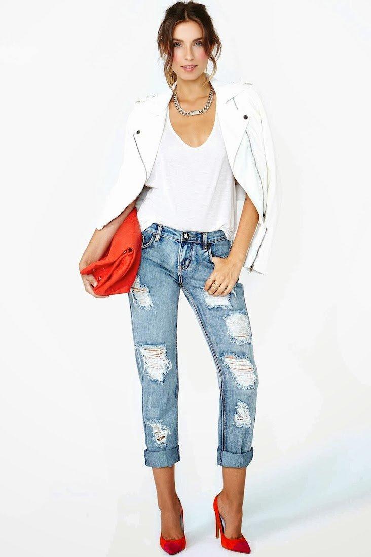 Как правильно выбрать джинсы бойфренд
