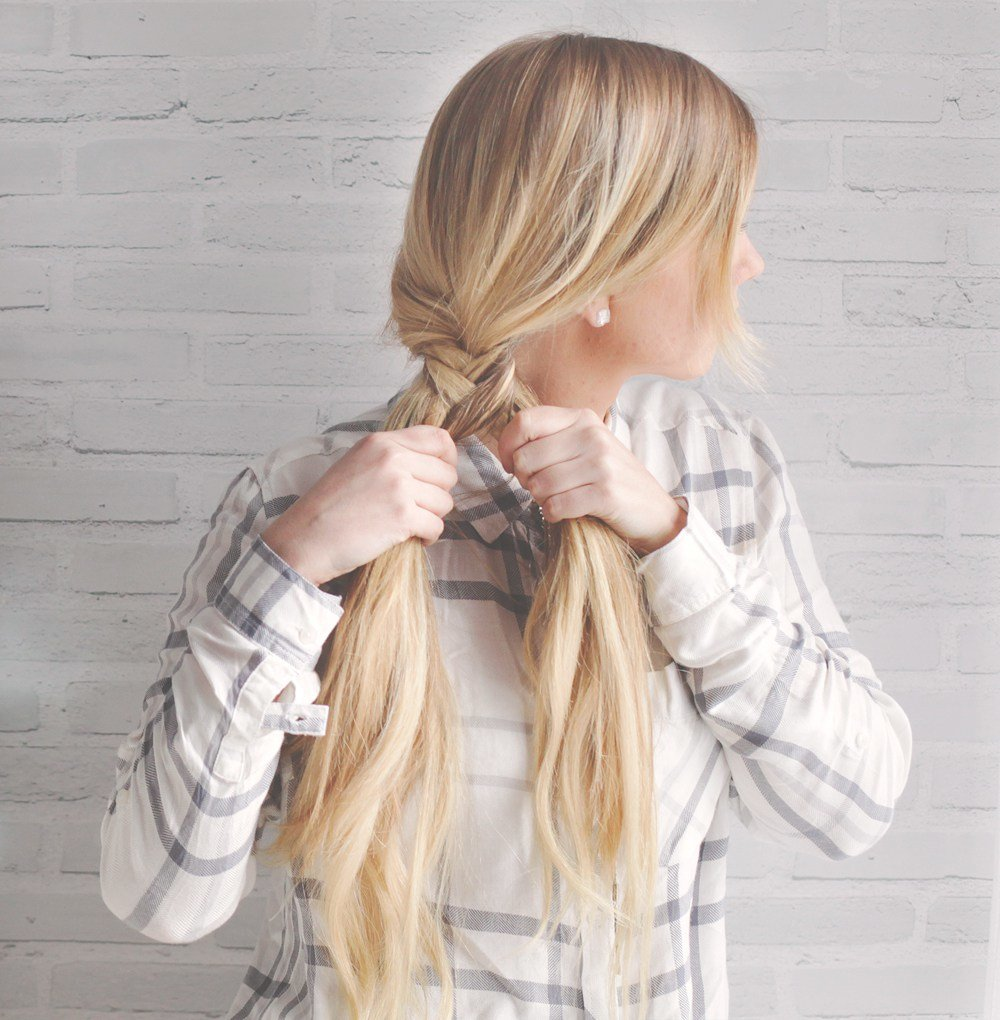 инструкция как плести косы