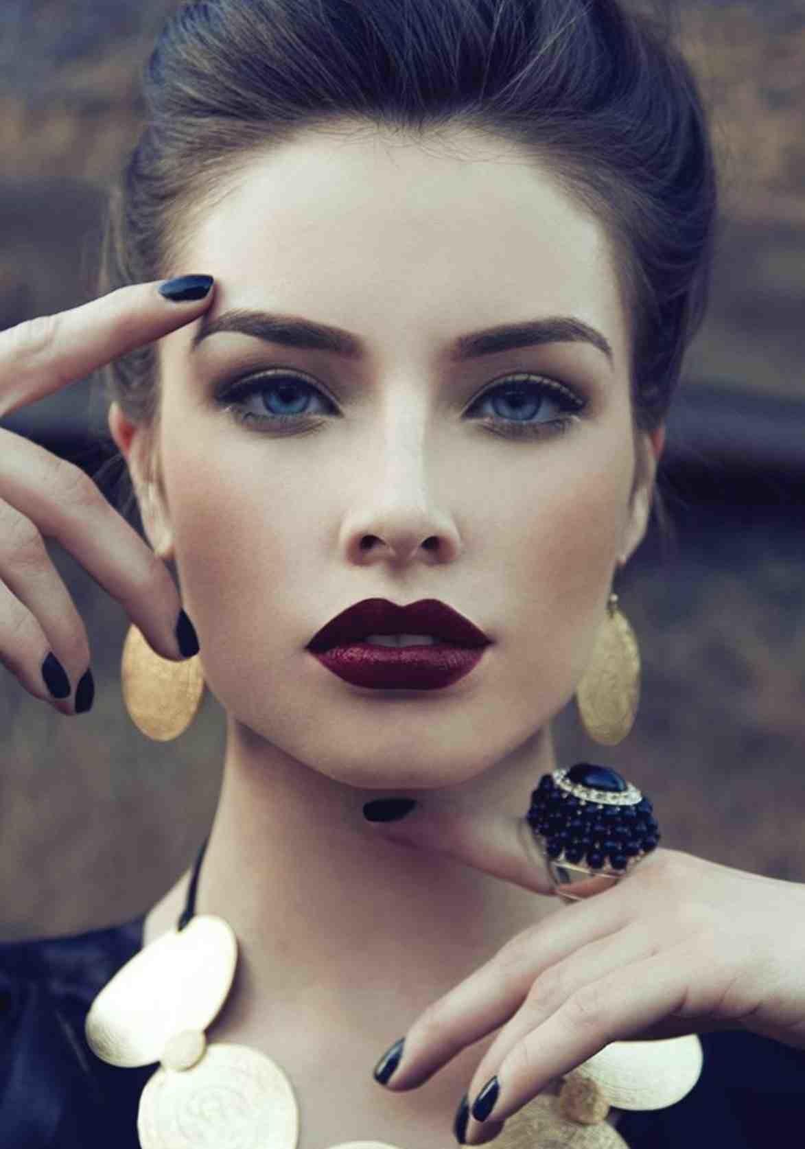 Какой макияж сделать для фотосессии в помещении