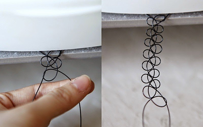 Как сделать чокеры своими руками из наушников