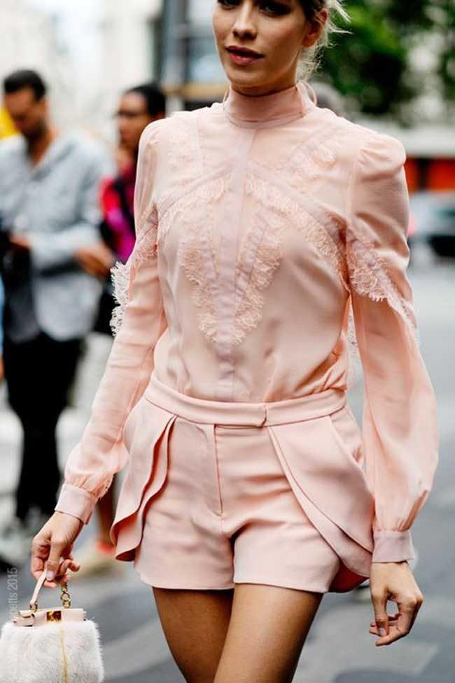 Elena Perminova on Rue Cambon for Elie Saab Haute Couture, Kombinezon-zhenskij-foto_09Paris, PFW FW15.