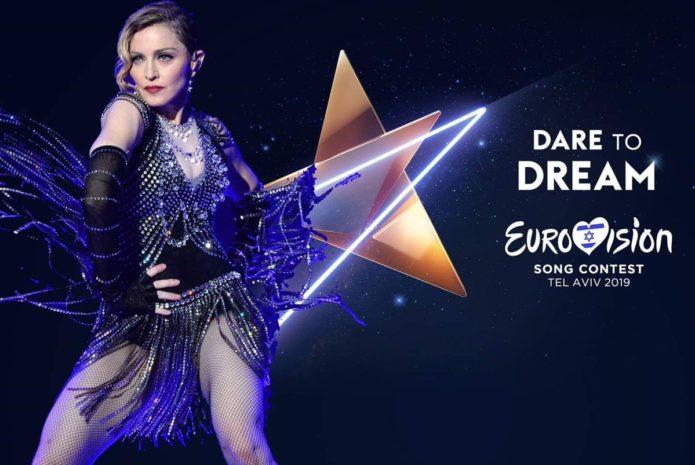 Мадонна на Евровидении 2019
