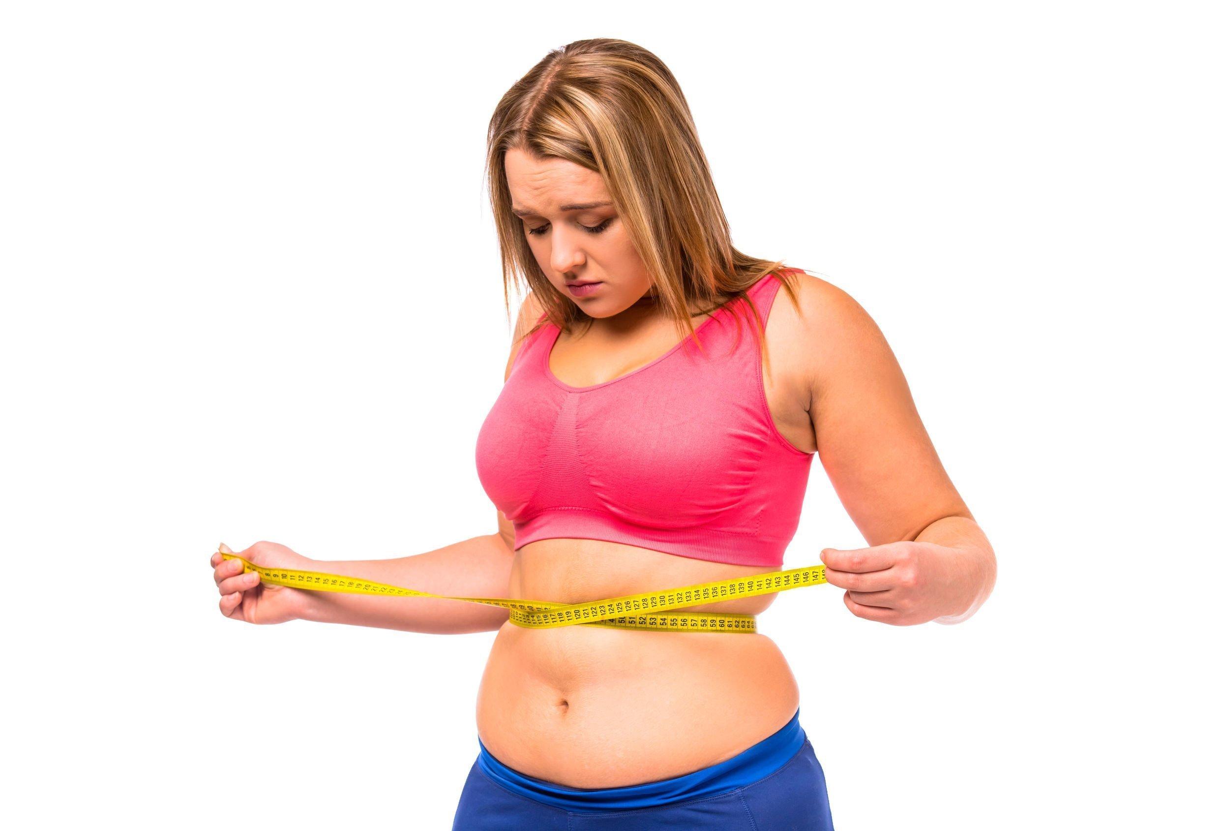 как убрать жир в области желудка