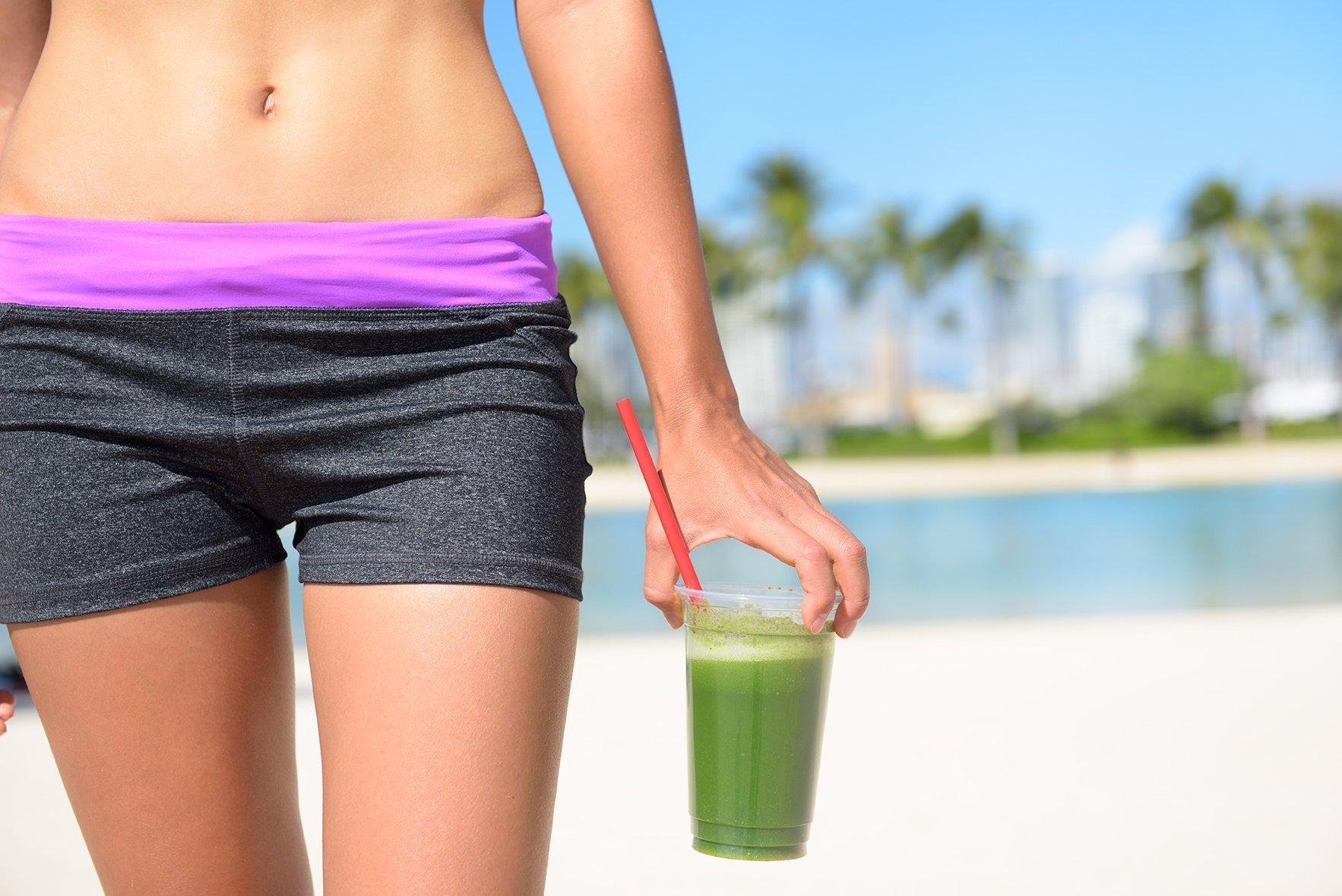 причины скопления жира на животе у женщин