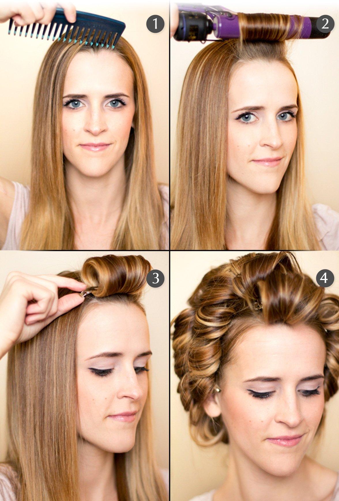 Как сделать волосы тяжелыми дома
