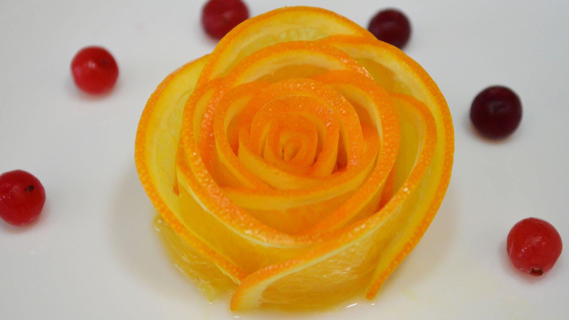 модели известной как сделать розочку из лимона фото опубликованном канале