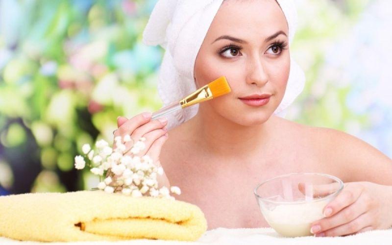Маски для лица жирной кожи рецепты