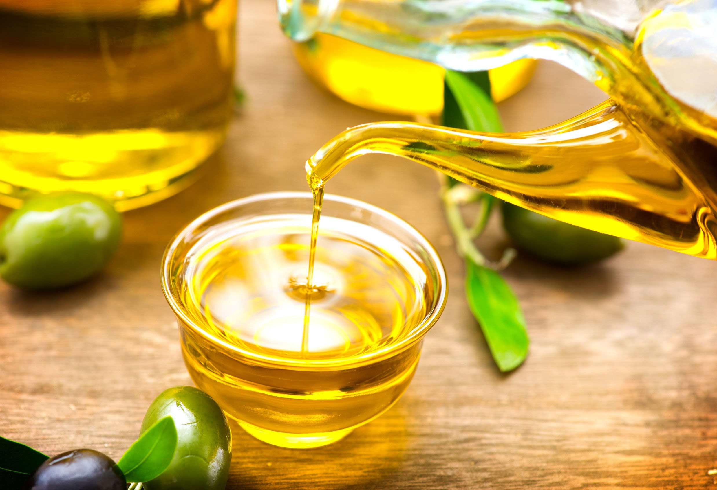 Маска для волос из оливковое масла