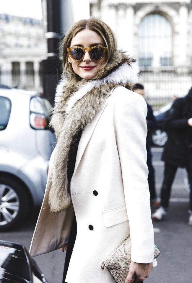 мода зима 2019 верхняя женская