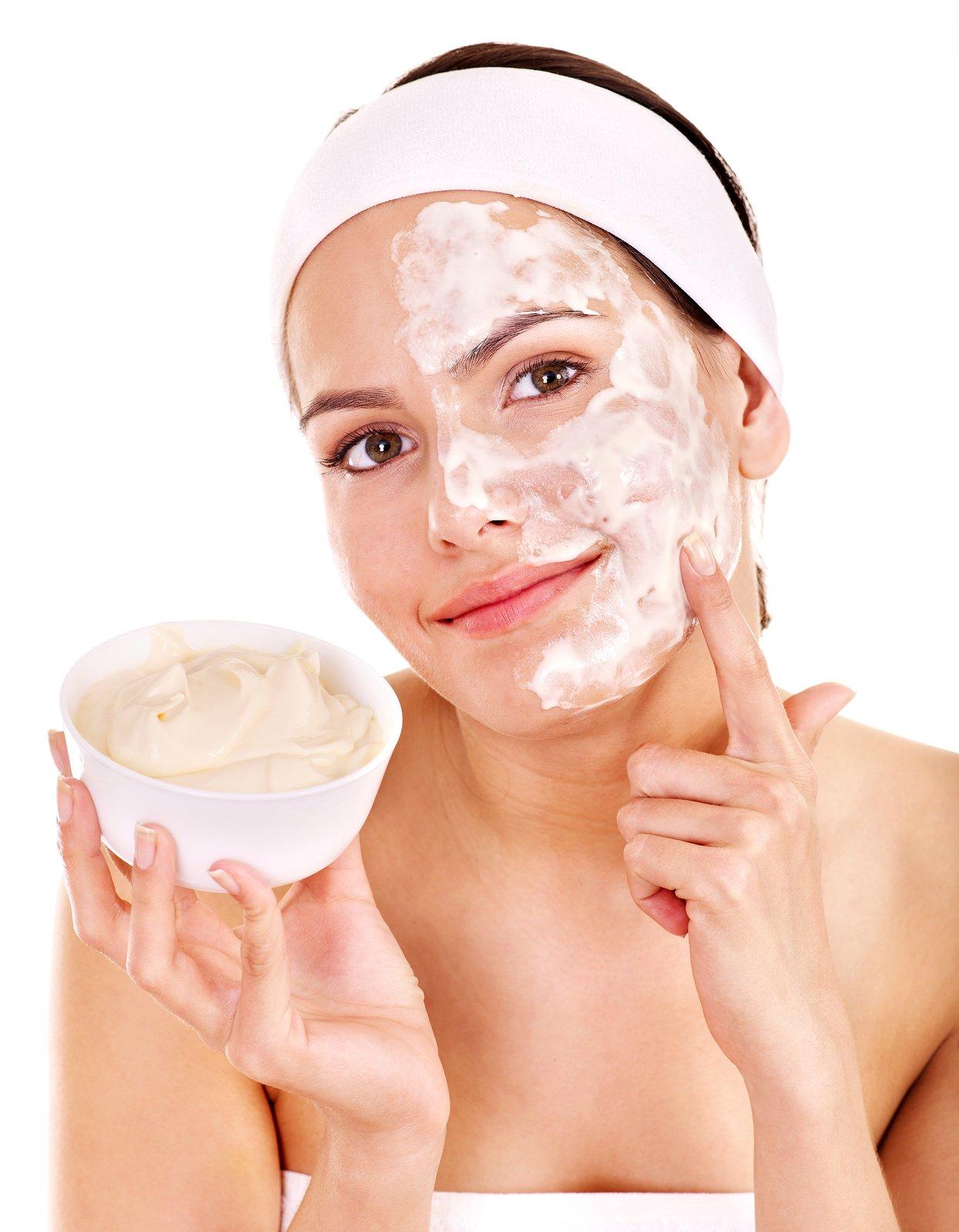 Быстро освежить кожу лица в домашних условиях