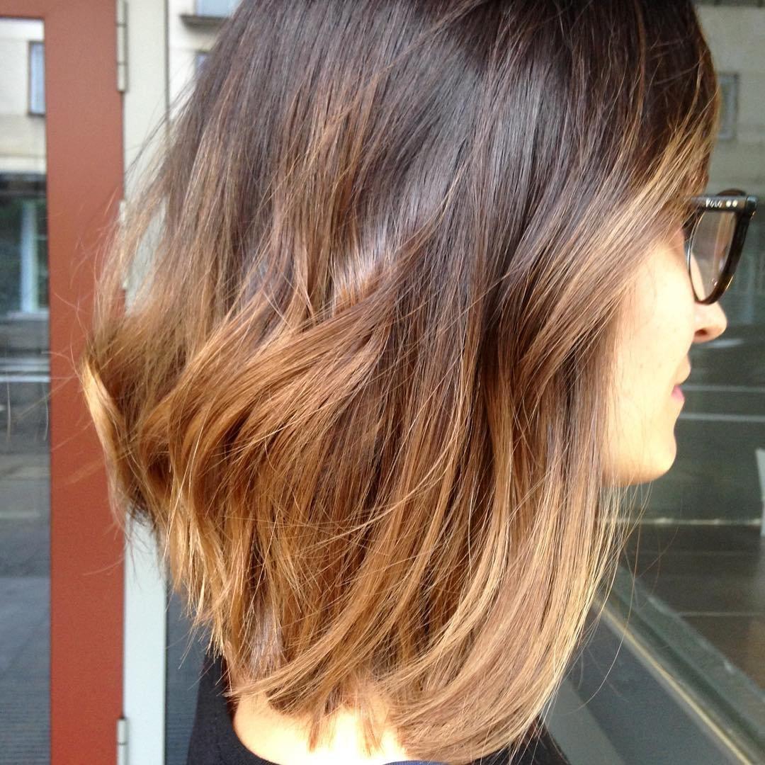 каре на растяжка фото волос
