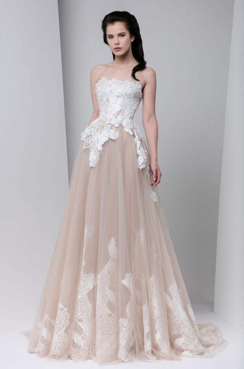 Работа модель для свадебных платьев