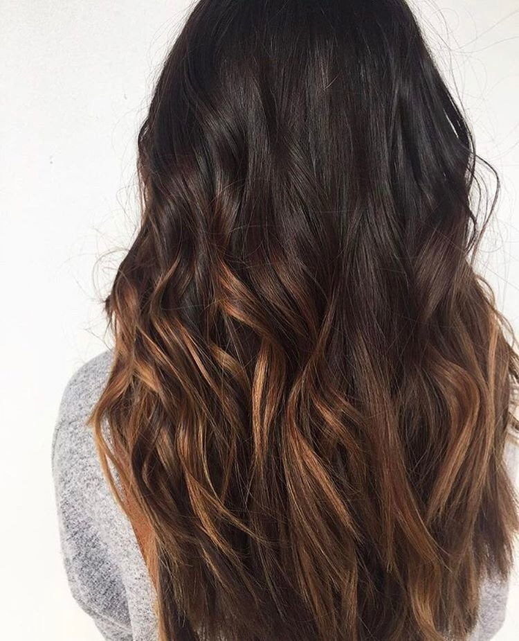Which hair color is suitable for brown eyes46