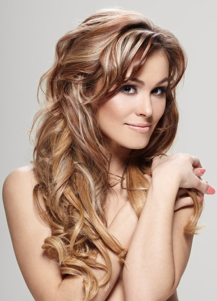 Which hair color is suitable for brown eyes62