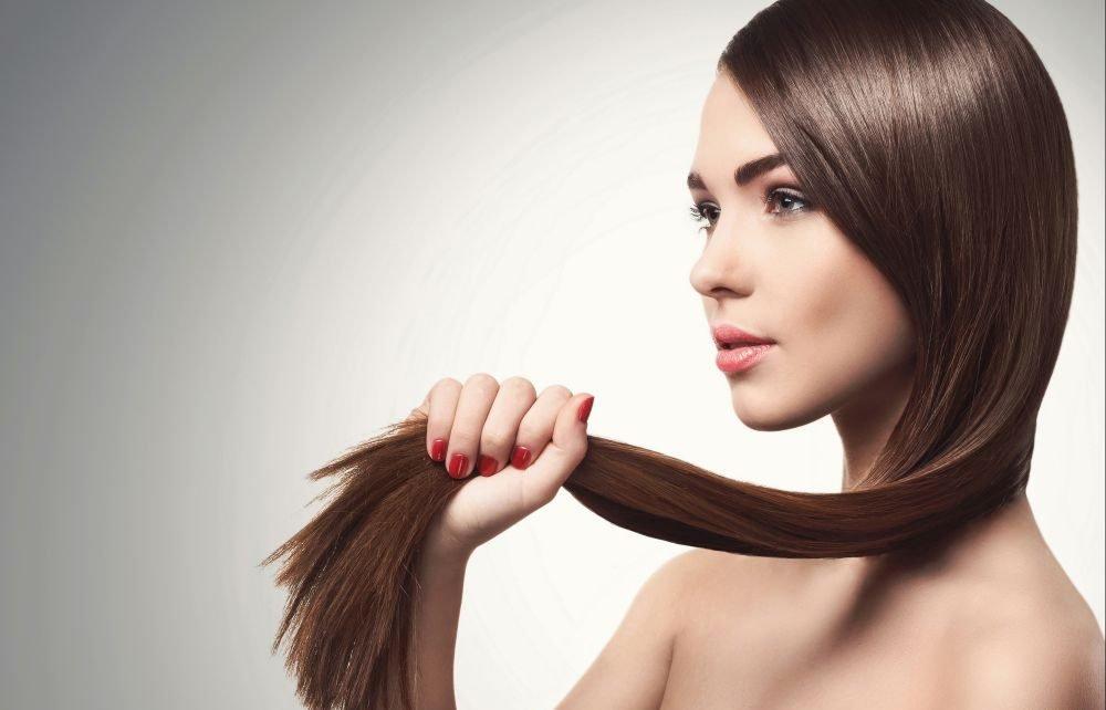 Как сделать волосы густыми и крепкими фото 833