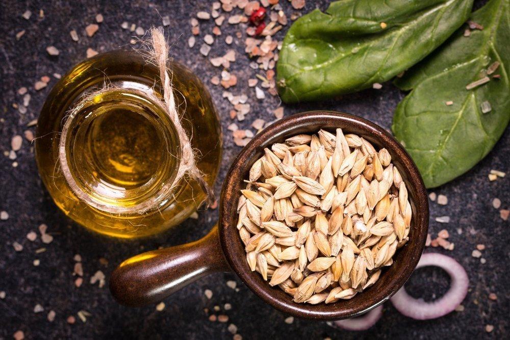 Масло зародышей пшеницы - его применение и свойства