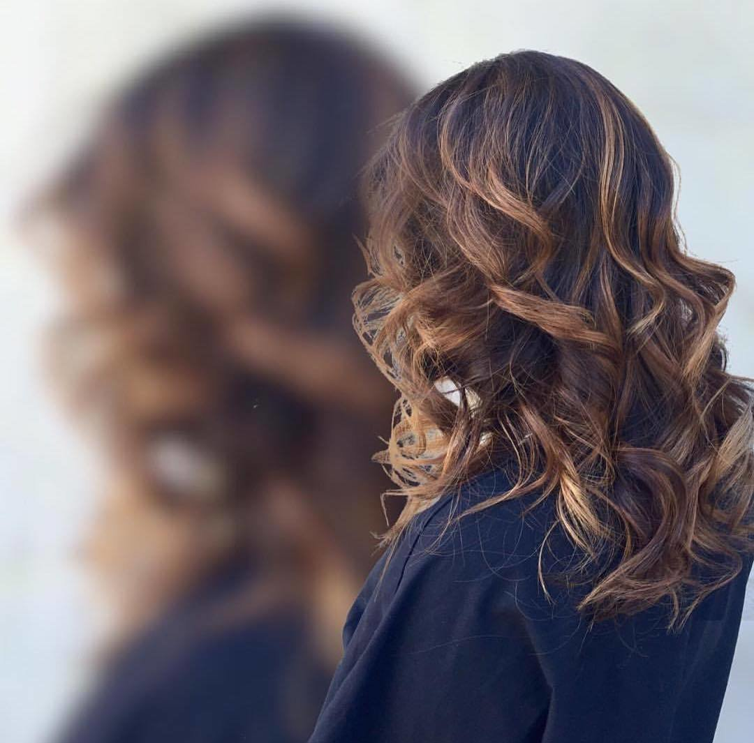 ombre-shatush-balajazh-foto_shatush-13 Шатуш на короткие волосы: окрашивание шатуш на каре с удлинением, боб каре, каре с челкой, техника окрашивания, фото и видео