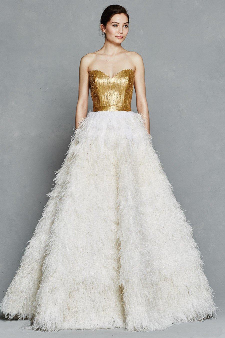 Свадебная прическа для пышных платьев