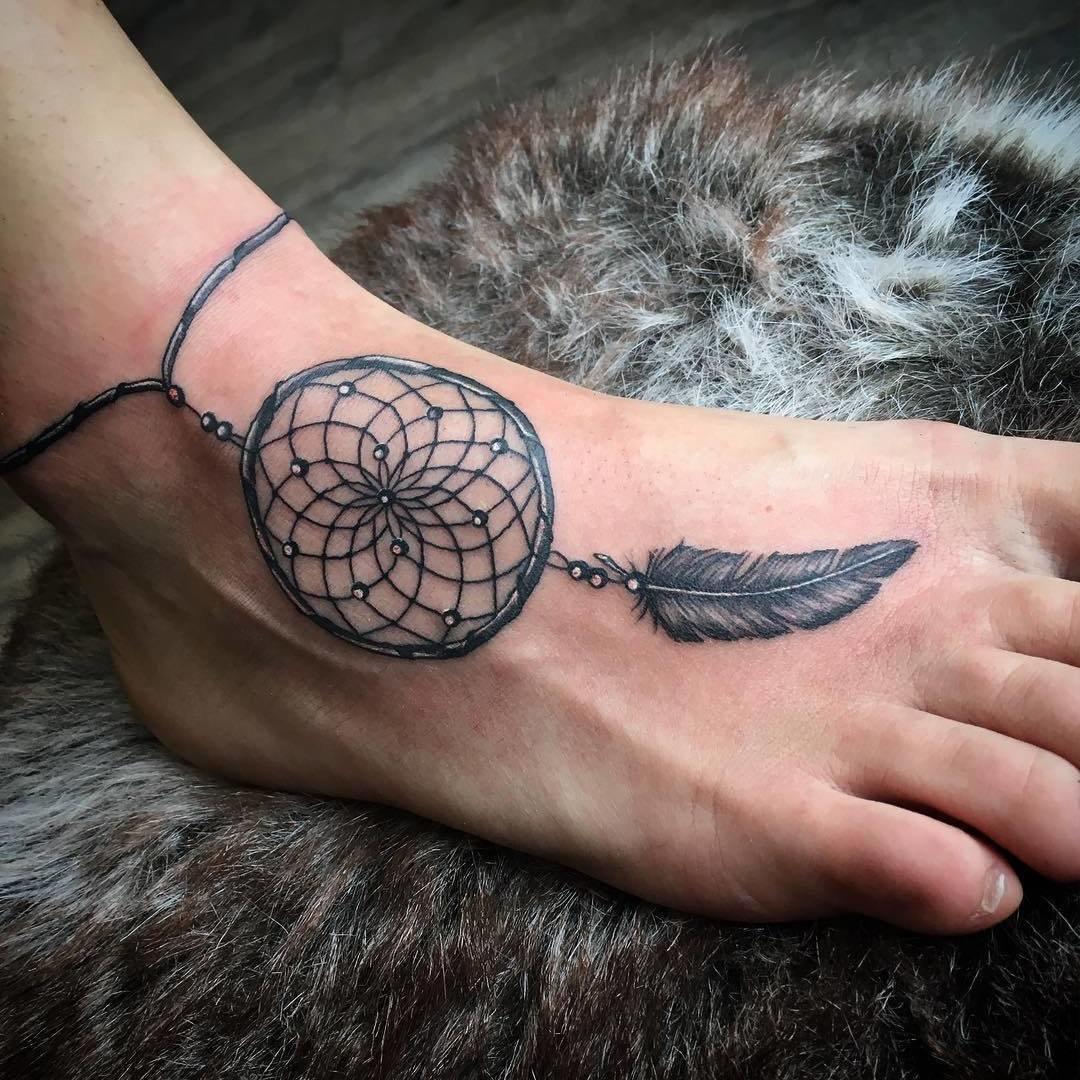 полный цикл фото татуировок ловец снов отписываемся