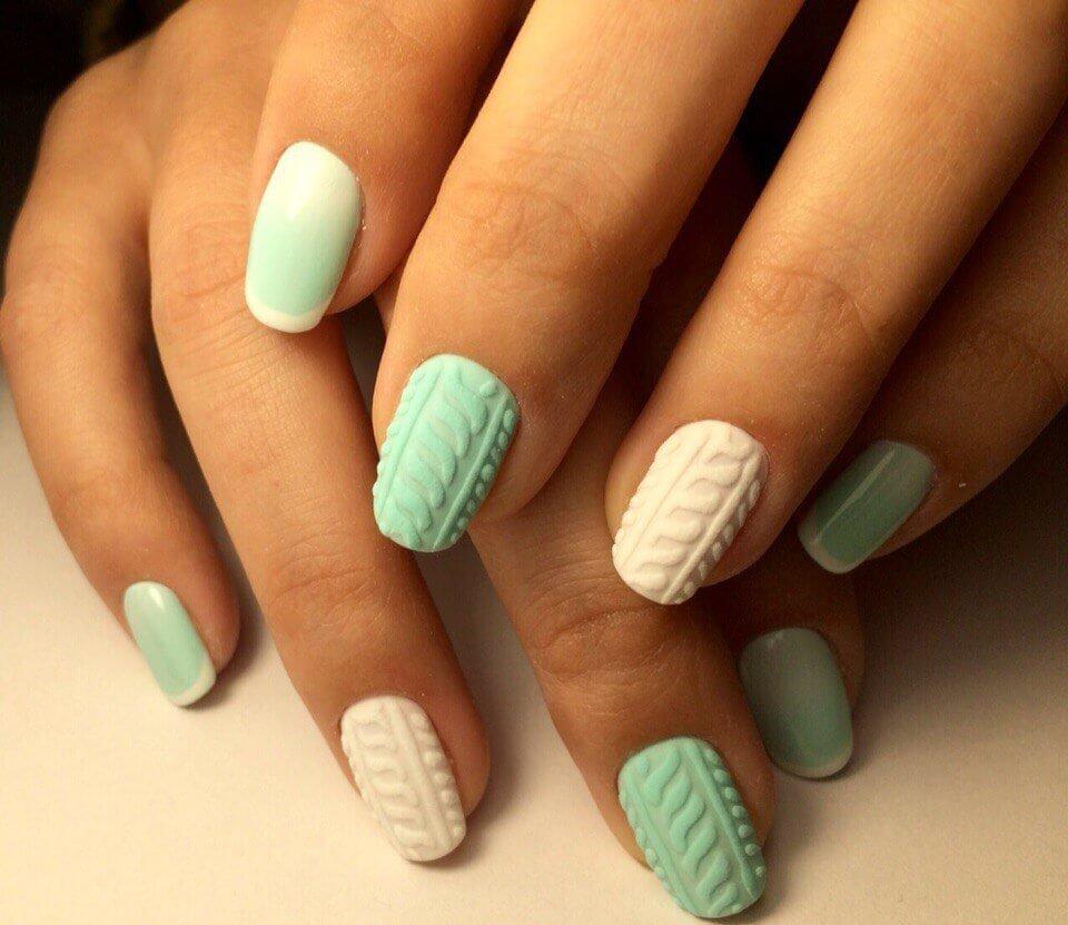 412 Самый красивый дизайн ногтей: 100 ЛУЧШИХ идей и трендов на фото