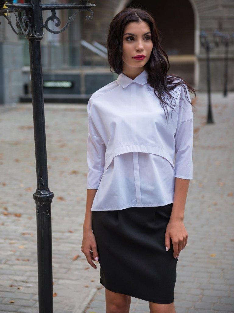 стильные блузки рубашки купить в москве