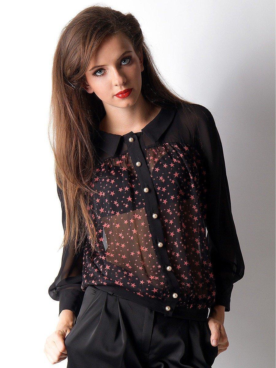 Блузки Из Шифона Фото