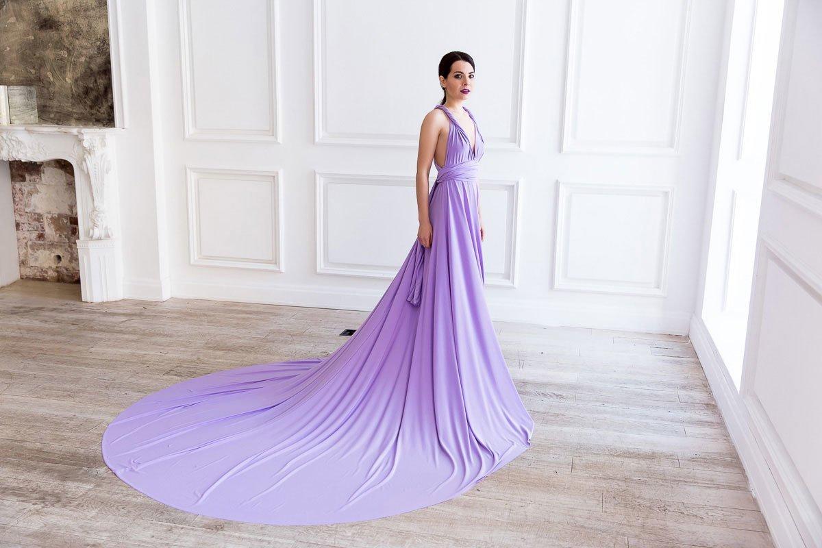 kak-nosit-plate-transformer-foto_24 Платье трансформер: варианты вечерних платьев. Как сшить платье со съемной юбкой своими руками?