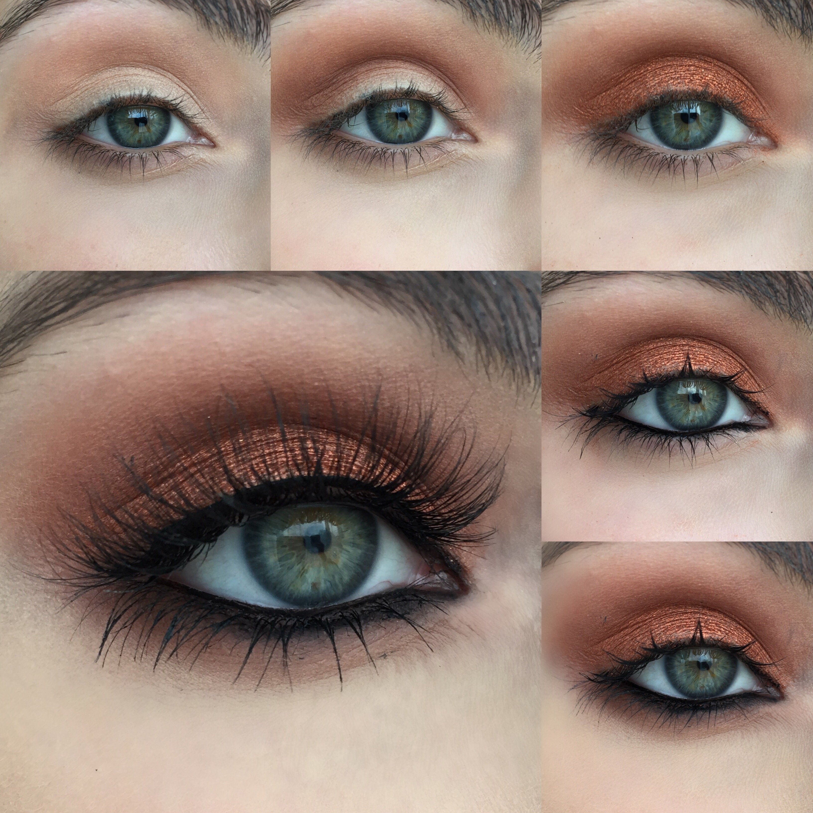 это фото лучших цветов теней для зеленых глаз атласных лент