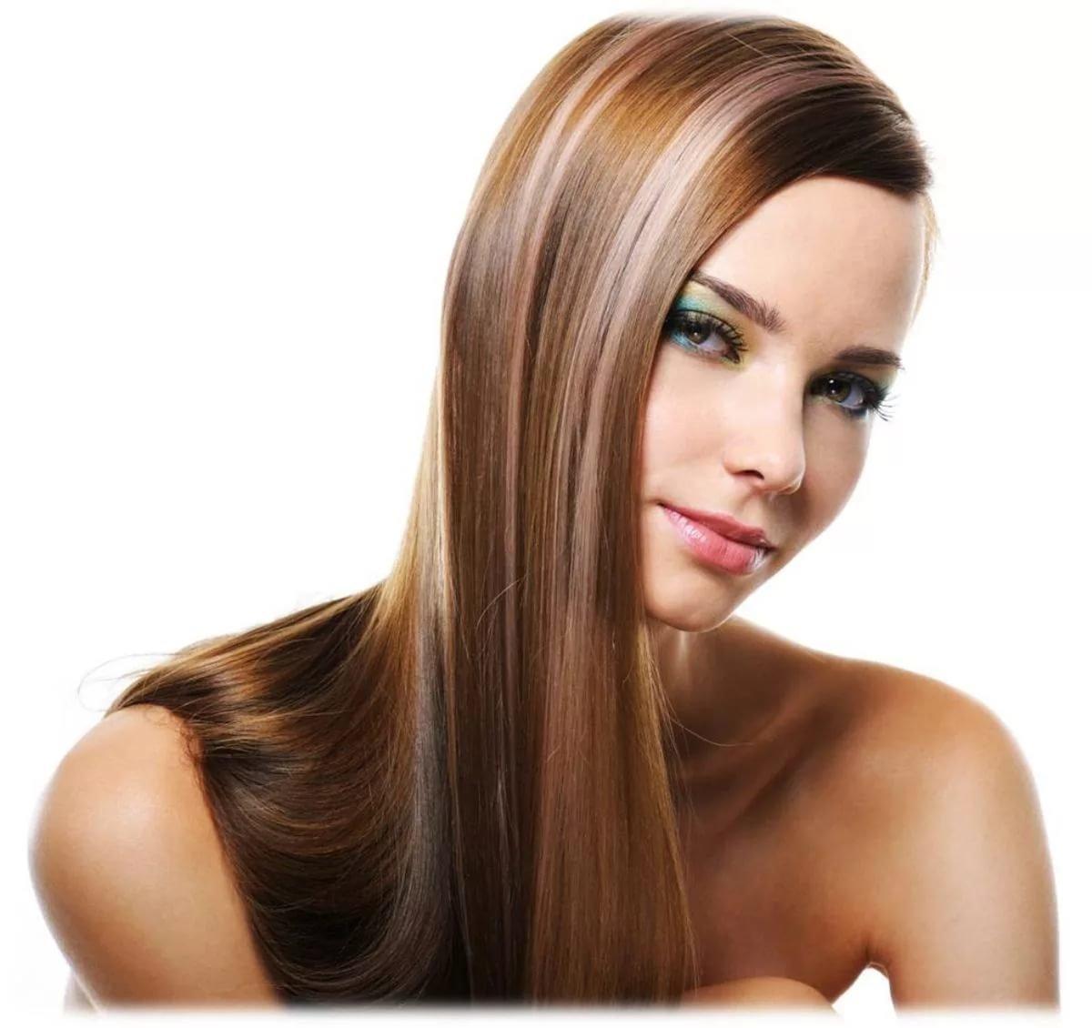 Колорирование в домашних условиях на длинные волосы