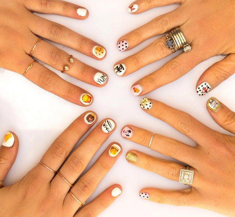 Дизайн ногтей интересные