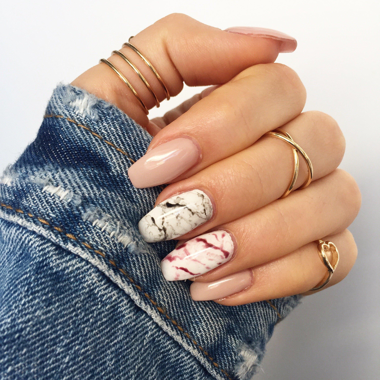 mramornyj-manikyur-foto_4 Мраморный маникюр: топ-8 стильных идей дизайна для ногтей
